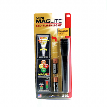 Mini Maglite LED 2xAA